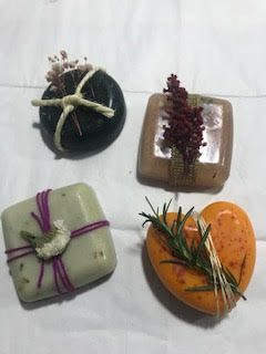Hand Made Soaps by Marie Mainali
